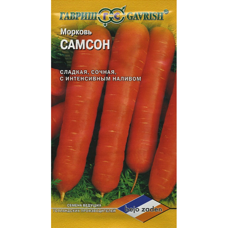 Морковь Самсон