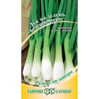 Лук Зеленое перо на зелень семена