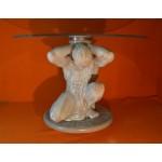 журнальный столик из скульптура