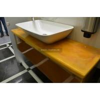 Комплект для ванной комнаты Янтарь