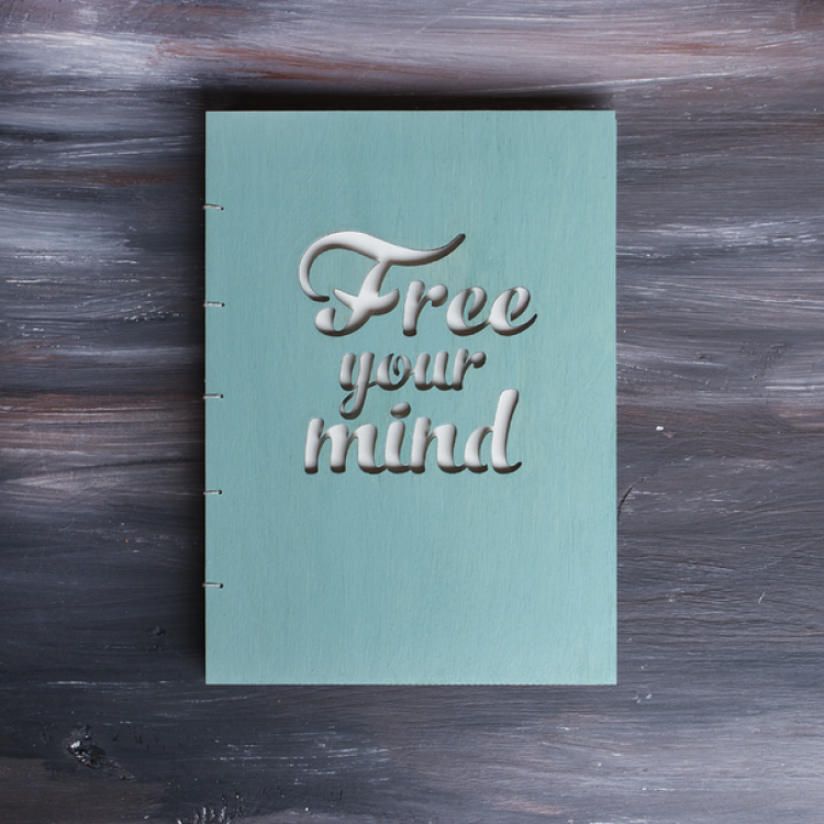 Блокнот Free your mind