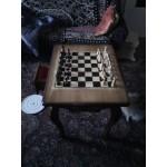 стол журнальный шахматный