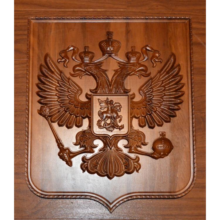 изделия из глины герб российской федерации фото себе могу