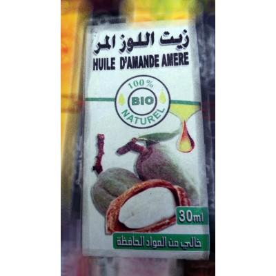 масло горького миндаля Марокко 30 мл.