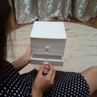 Мини комод Кубышка 3 ящика